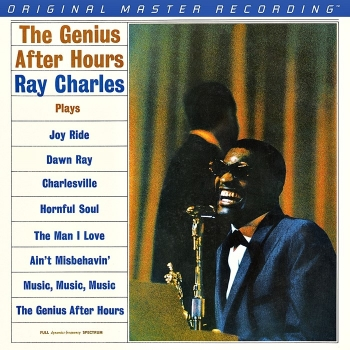 ray charles - the genius after hours (hybrid sacd)