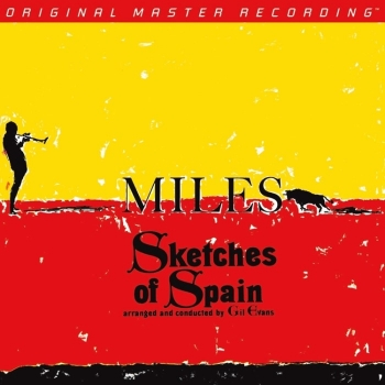 miles davis - sketches of spain (hybrid sacd)