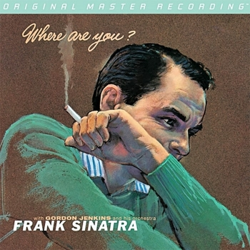 frank sinatra - where are you? (hybrid sacd)