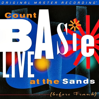 count basie - live at the sands (hybrid sacd)
