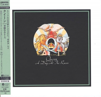 queen – a day at the races (platinum shm-cd)