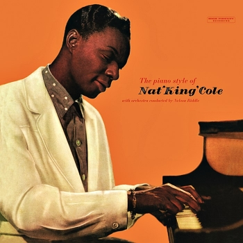 nat 'king' cole - the piano style of ... (33rpm lp)