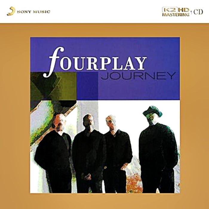 fourplay – journey (k2 hd cd)