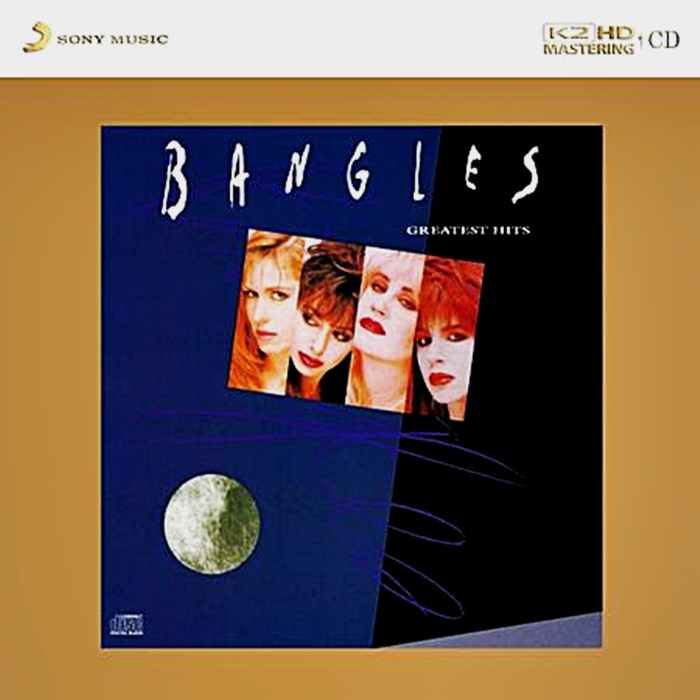 bangles – greatest hits (k2 hd cd)