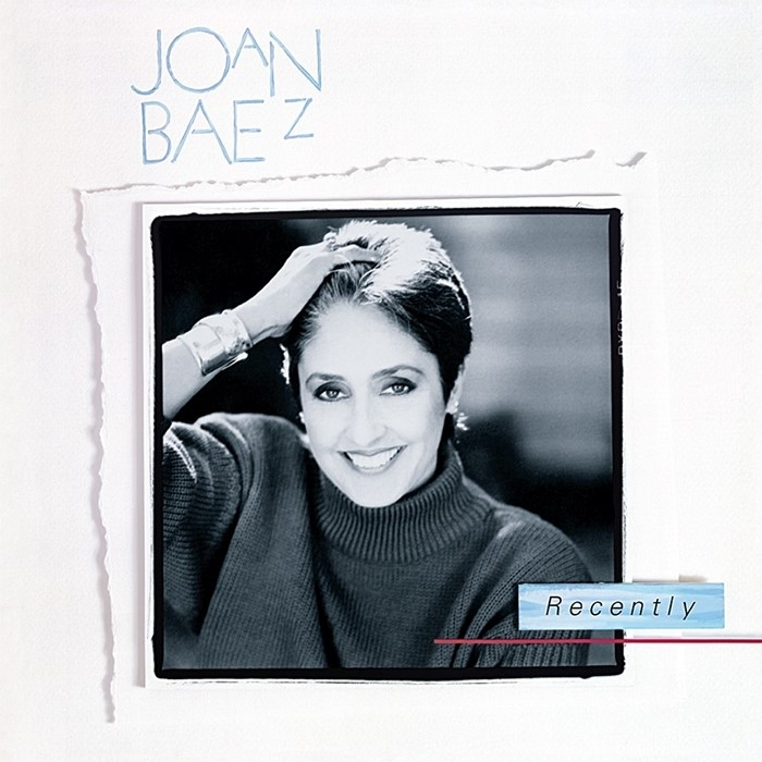 joan baez - recently (33rpm lp)
