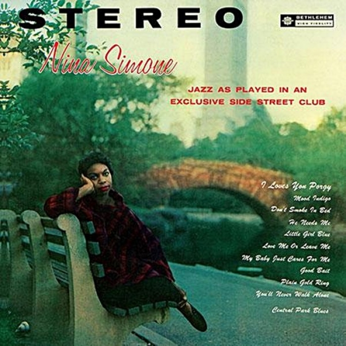 nina simone - little girl blue (2 x 45rpm lp)