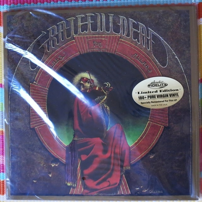 grateful dead - blues for allah (33rpm lp)