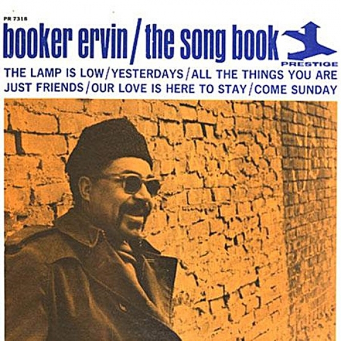 booker ervin - the song book (33rpm lp)