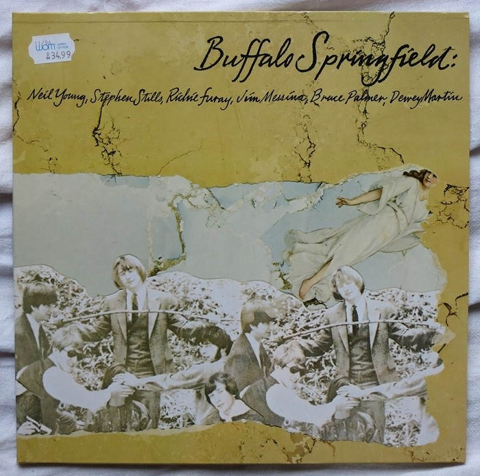 buffalo springfield - same (2 x 33rpm lp)
