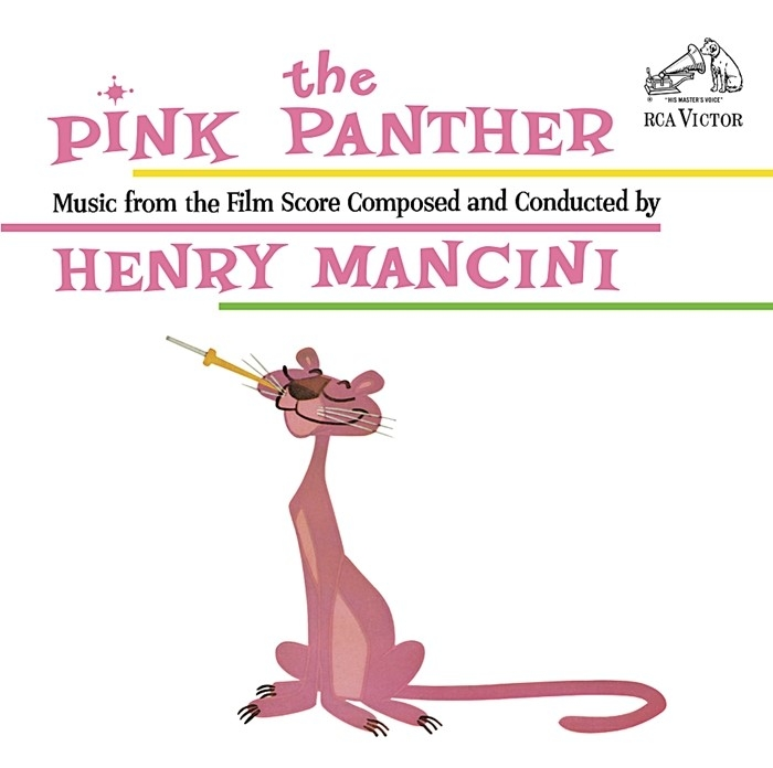 henry mancini - the pink panther (hybrid sacd)