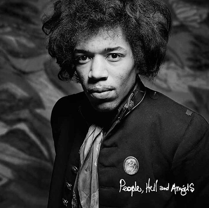 jimi hendrix - people, hell & angels (hybrid sacd)