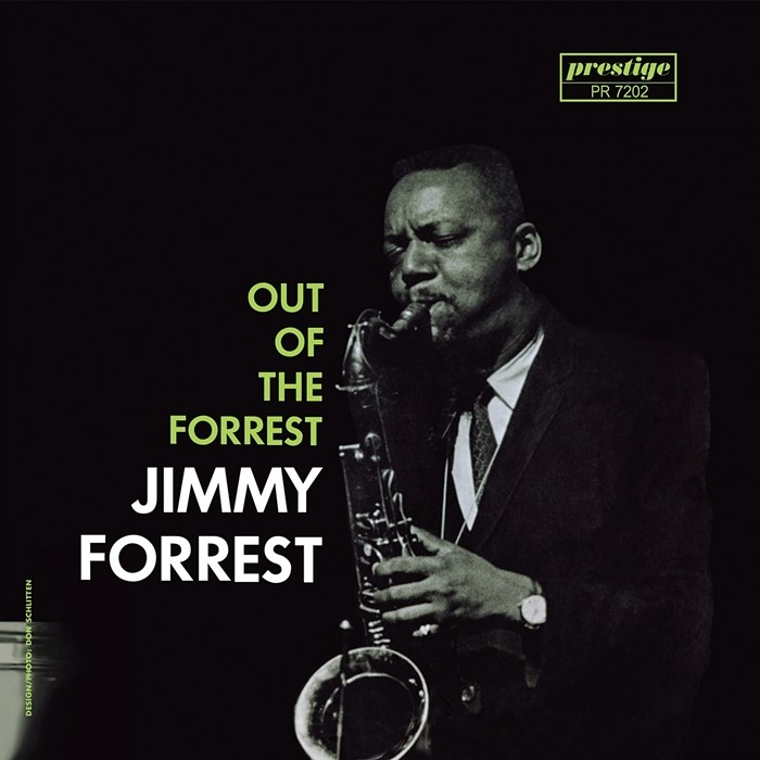 jimmy forrest - out of the forrest (hybrid sacd)