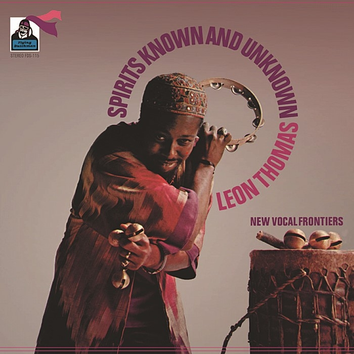 leon thomas - spirits known and unknown (33rpm lp)