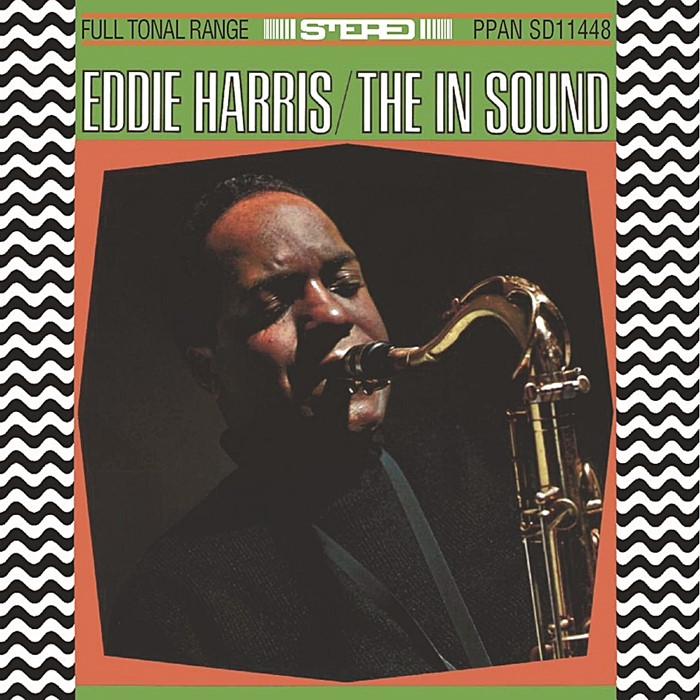 eddie harris - the in sound (33rpm lp)