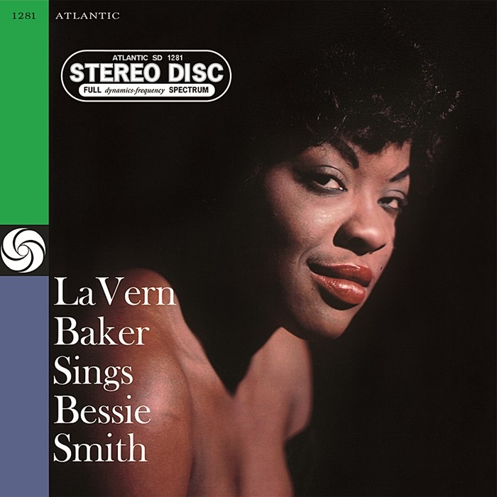 lavern baker - sings bessie smith (33rpm lp)