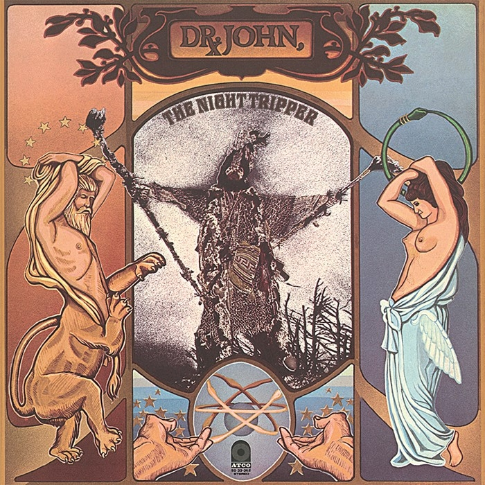 dr. john - the sun, moon & herbs (33rpm lp)