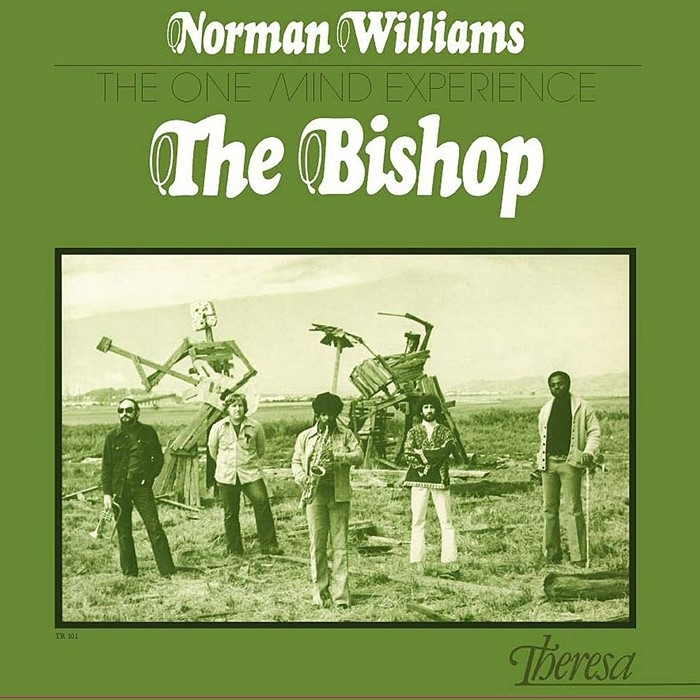 norman williams and the one mind experience - the bishop (33rpm lp)
