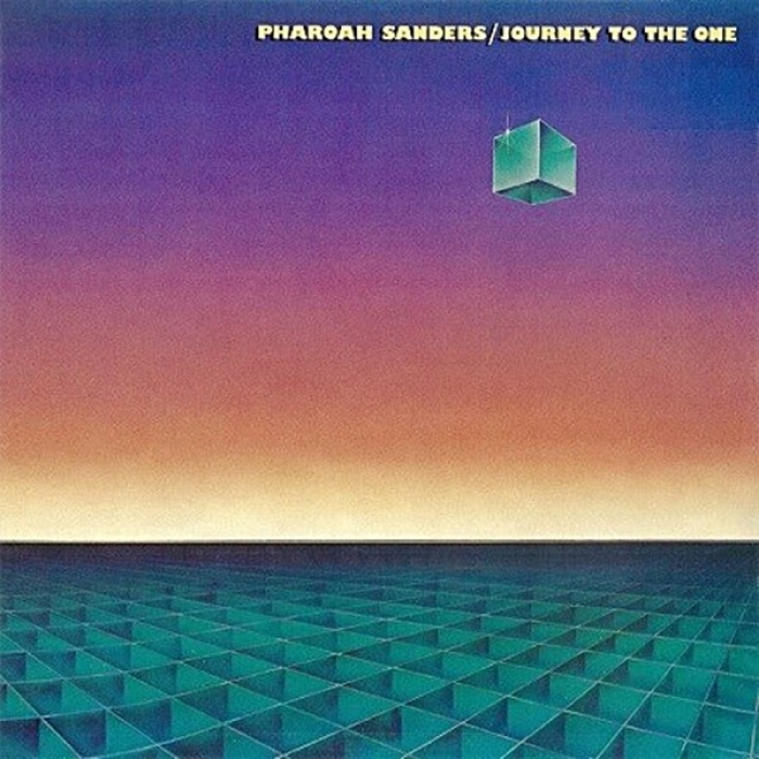 pharoah sanders - journey to the one (2 x 33rpm lp)