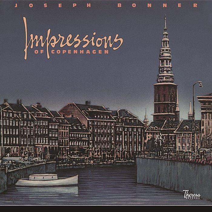 joe bonner - impressions of copenhagen (33rpm lp)