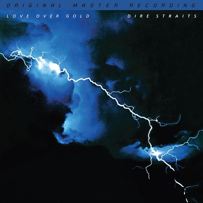 dire straits - love over gold (hybrid sacd)