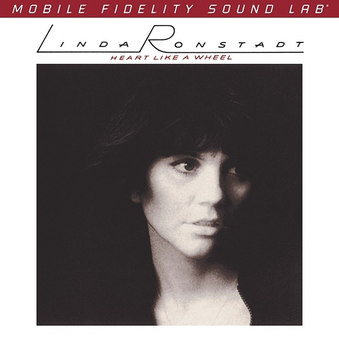 linda ronstadt - heart like a wheel (hybrid sacd)