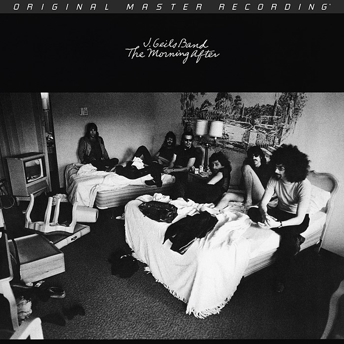 j. geils band - the morning after (hybrid sacd)