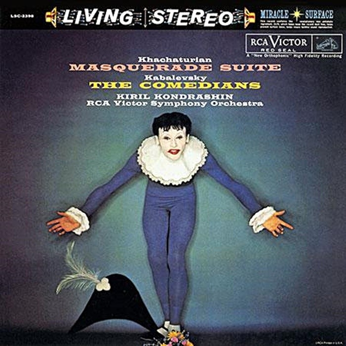 khachaturian – the masquerade suite (33rpm lp)