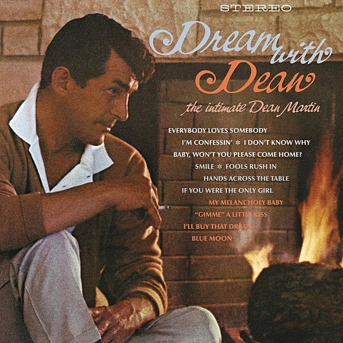 dean martin - dream with dean (2 x 45rpm lp)