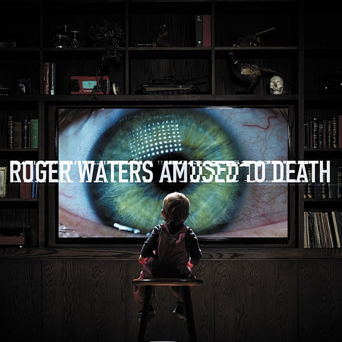 roger waters – amused to death (2 x 33rpm lp)