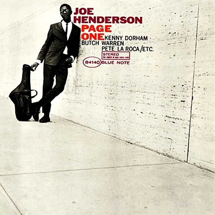 joe henderson – page one (2 x 45rpm lp)