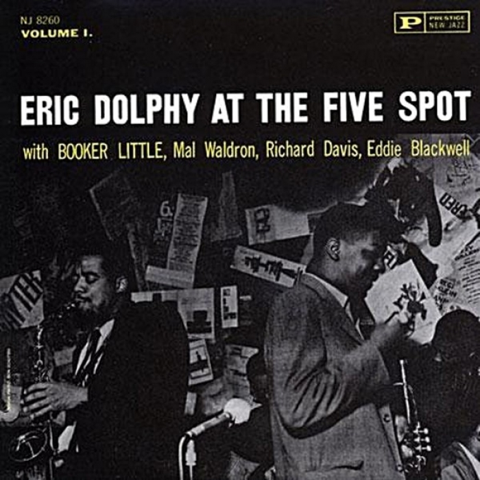 eric dolphy - at the five spot vol. 1 (33rpm lp)