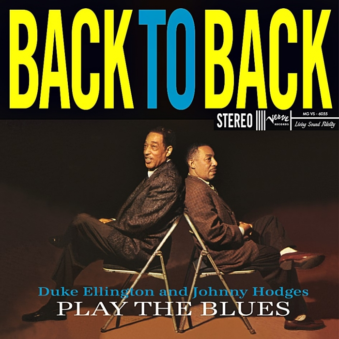 duke ellington & johnny hodges - back to back (2 x 45rpm lp)