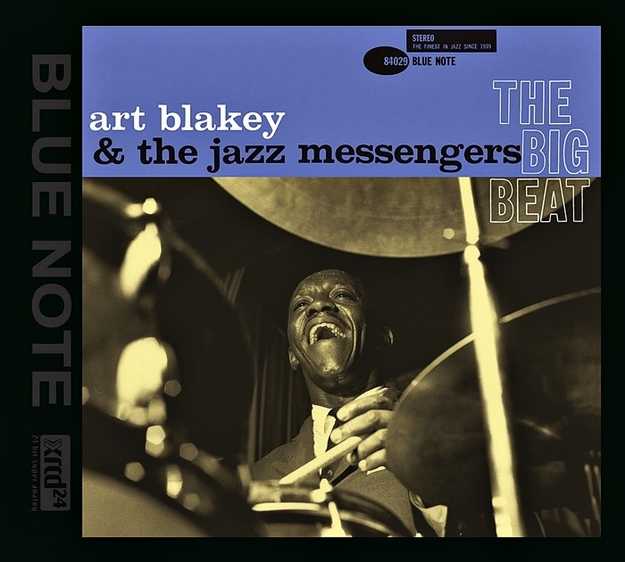 art blakey – the big beat (xrcd 24)