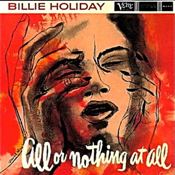 billie holiday - all or nothing at all (hybrid sacd)