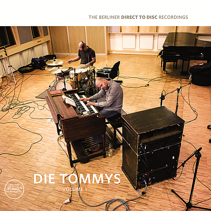 die tommys – volume 1 (33rpm lp, d2d)