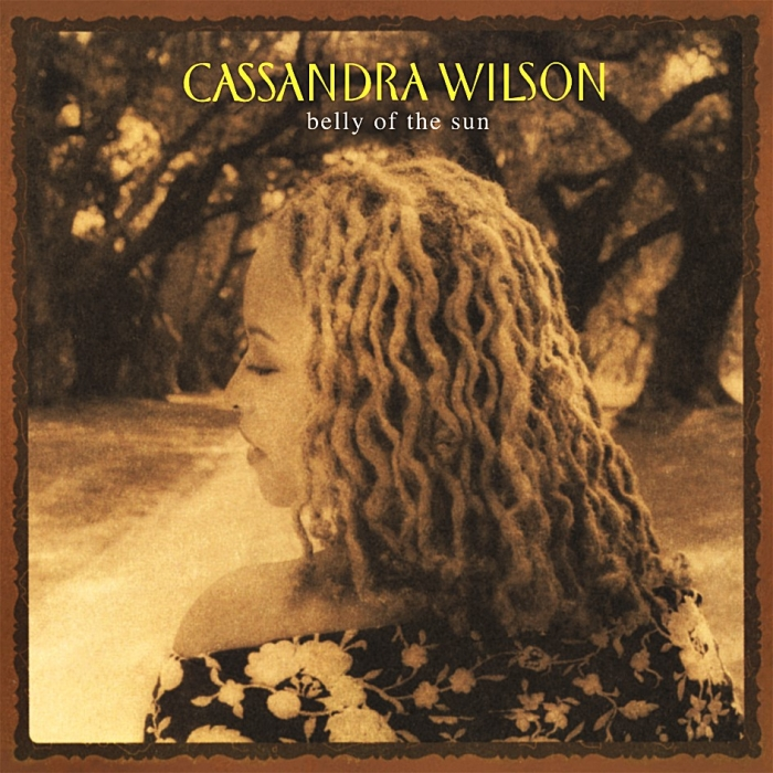 cassandra wilson – belly of the sun (2 x 33rpm lp)