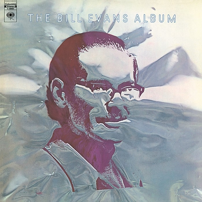 bill evans - the bill evans album (33rpm lp)