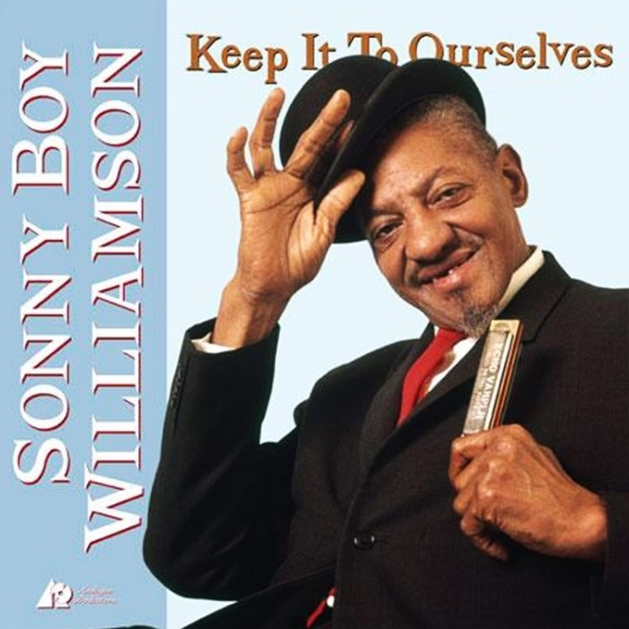 sonny boy williamson – keep it to ourselves (hybrid sacd)