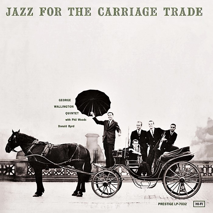 george wallington quintet - jazz for the carriage trade (hybrid sacd)