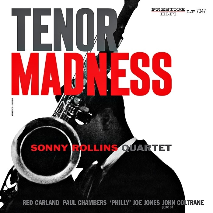 sonny rollins – tenor madness (hybrid sacd)