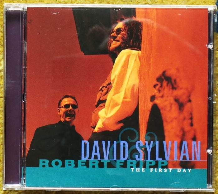 david sylvian & robert fripp - the first day (cd)