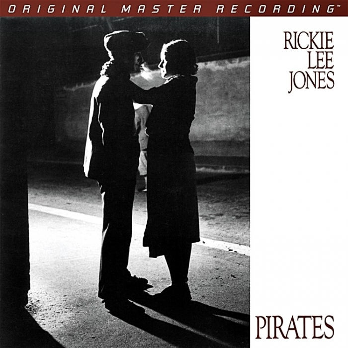 rickie lee jones – pirates (33rpm lp halfspeed)