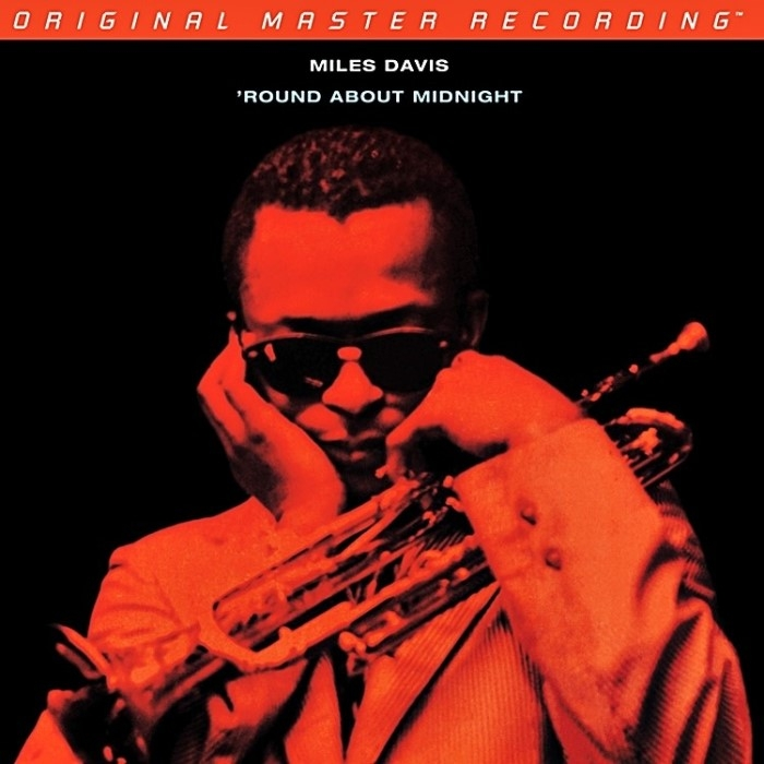 miles davis – 'round about midnight (33rpm lp halfspeed)
