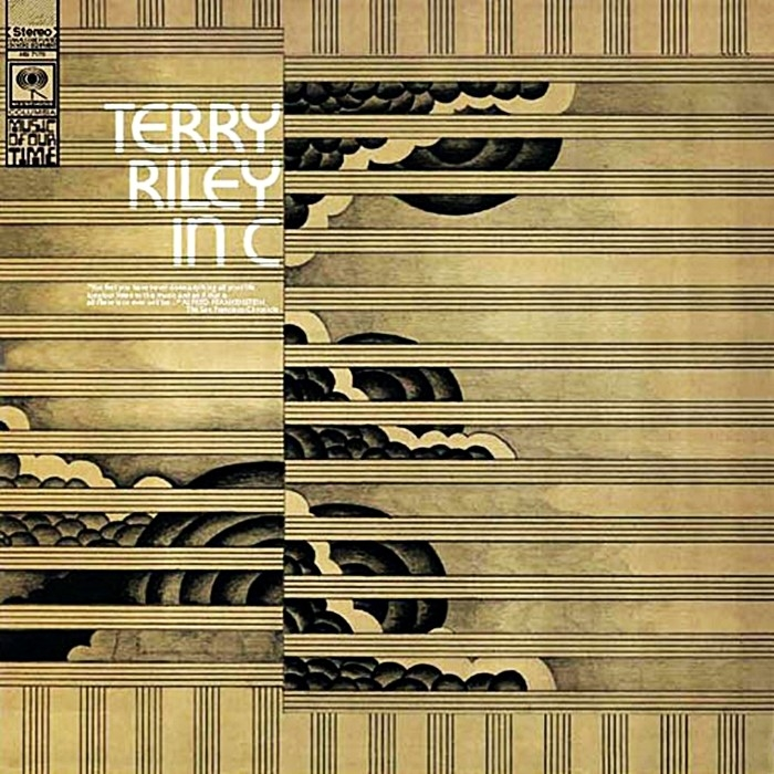 terry riley – in c (33rpm lp)