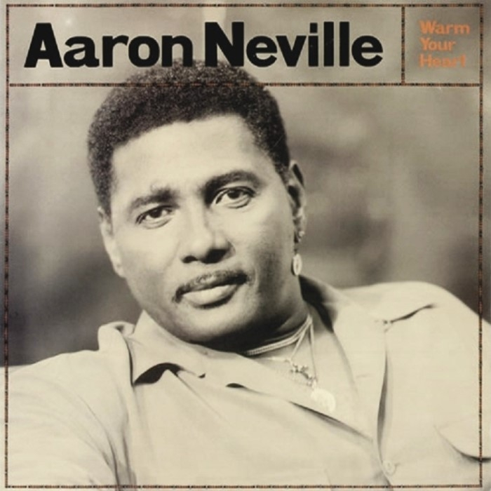 aaron neville – warm your heart (2 x 45rpm lp)