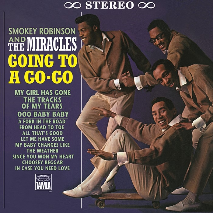 the miracles – going to a go-go (33rpm lp)