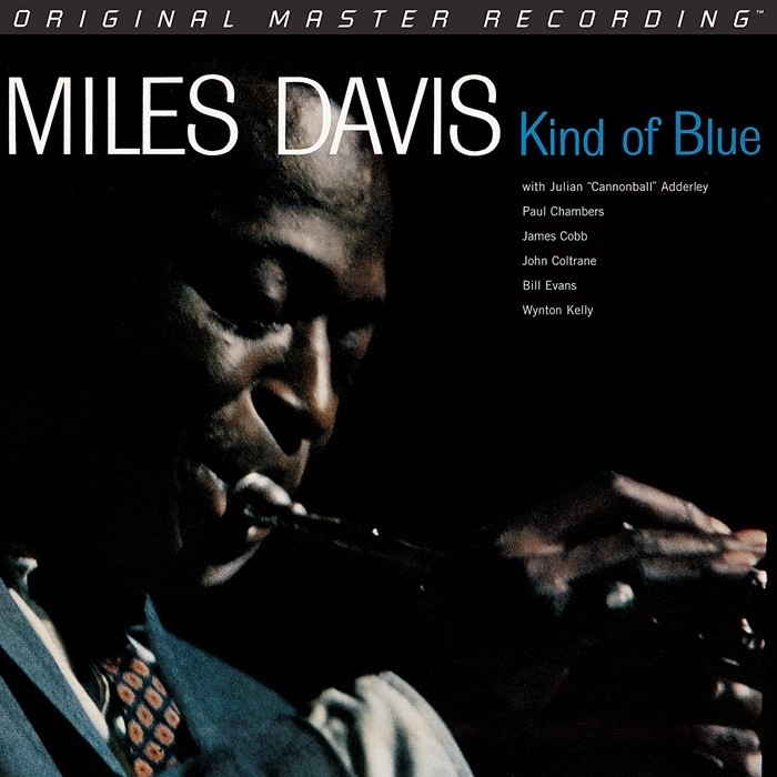 miles davis – kind of blue ( hybrid sacd)