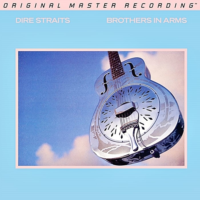 dire straits – brothers in arms (hybrid sacd)