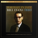 bill evans - portrait in jazz (2 x 45rpm ultradisc one step lp box halfspeed)
