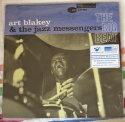 art blakey & the jazz messengers - the big beat (2 x 45rpm lp)